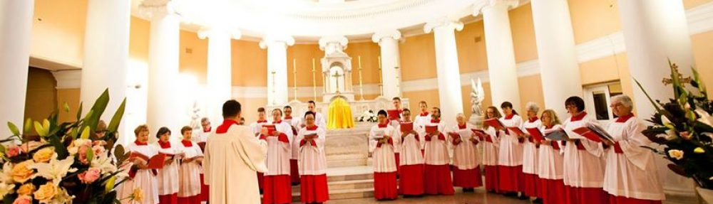 Choir of St Francis of Assisi, Paddington